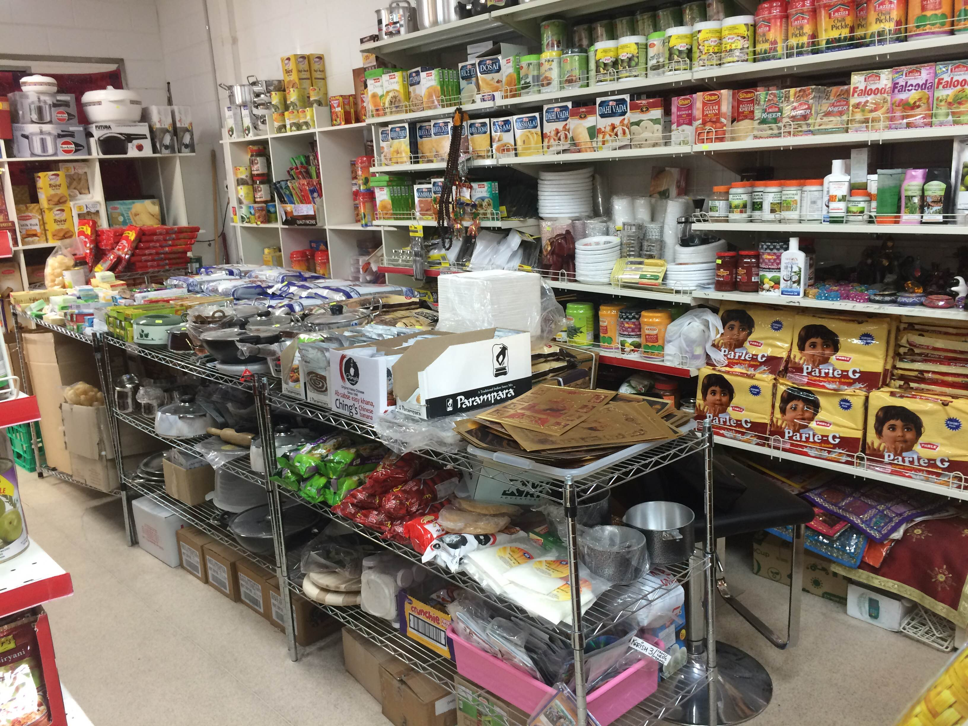Indian Grocery Shop Watergardens Melbourne Af1866 Aa Business Brokers